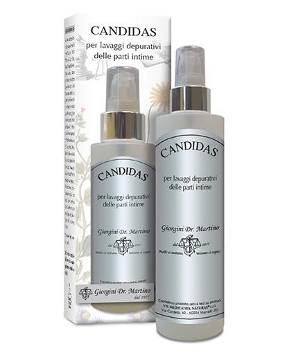 CANDIDAS 125 ML DR.GIORGINI