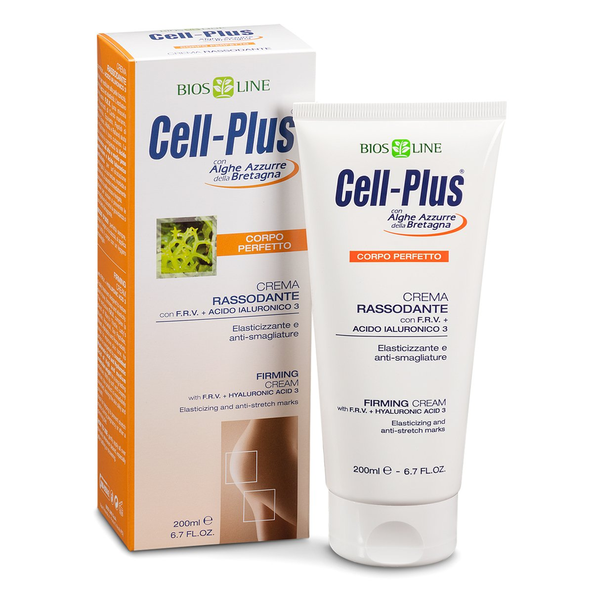 CELL-PLUS CREMA RASSODANTE 200ML