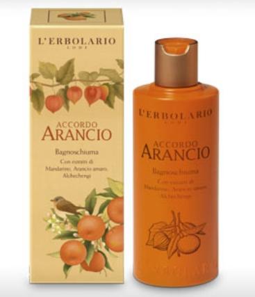 Accordo Arancio Bagnoschiuma 250ml