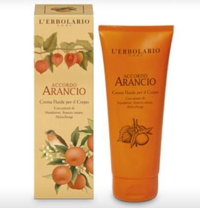 Accordo Arancio Crema Corpo 200ml