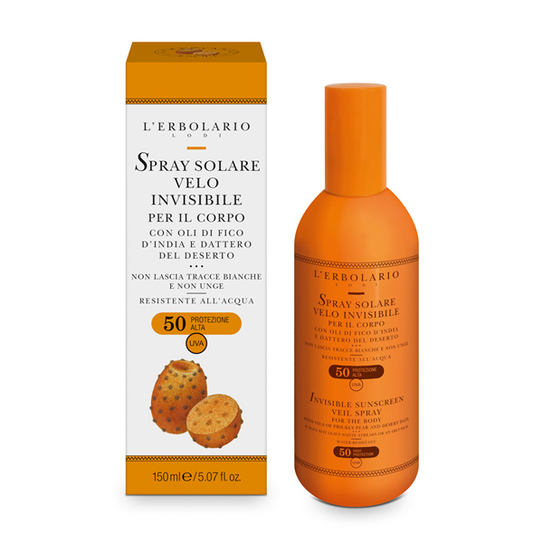Spray Solare Velo Invisibile spf 50 150ml