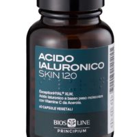 Acido Ialuronico Skin 120 - 60 Capsule vegetali - Principium