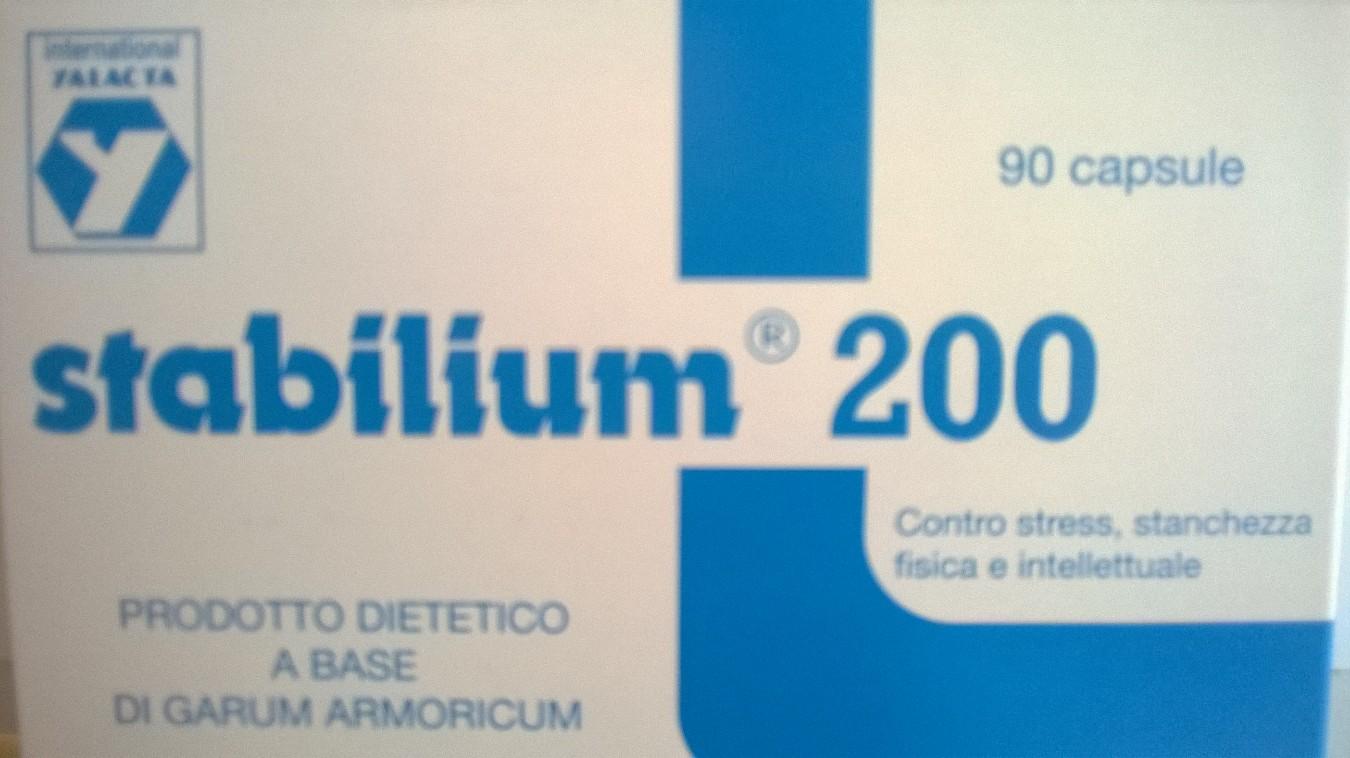 STABILIUM 90 CAPSULE - GARUM ARMORICUM