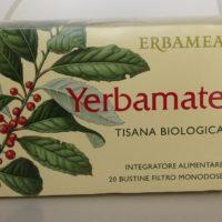 YERBA MATE 20 BUSTE FILTRO BIOLOGICHE