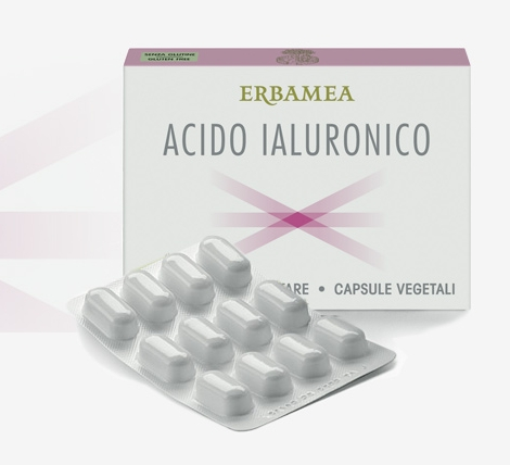 Acido Ialuronico 24 capsule vegetali