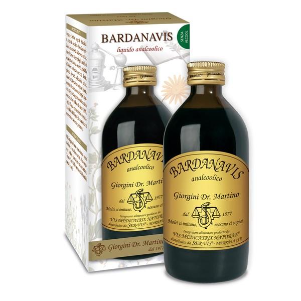 Bardanavis Analcolico 200 ml - Dr. Giorgini