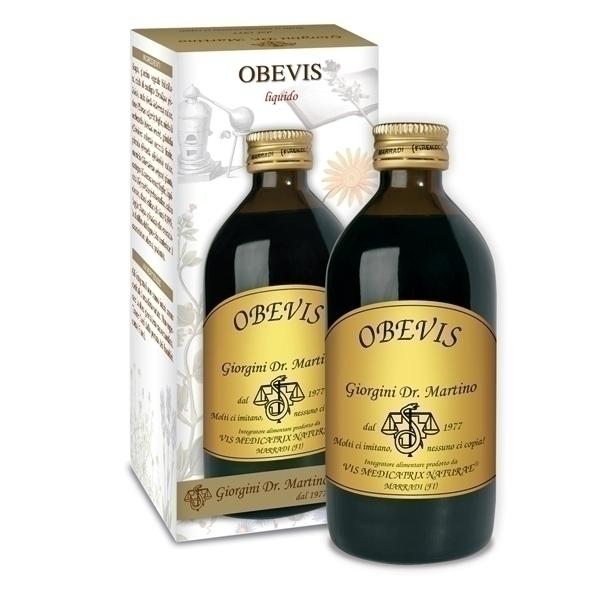 Obevis Analcolico 200ml Dr. Giorgini