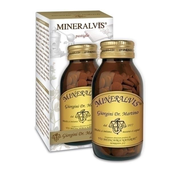 Mineralvis 225 pastiglie Dr. Giorgini