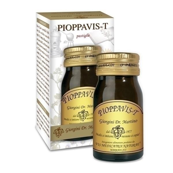 Pioppavis-t 40gr 80 pastiglie