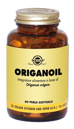 ORIGANOIL 60 PERLE - OLIO DI ORIGANO