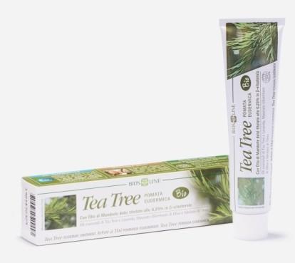 POMATA EUDERMICA TEA TREE BIO IN TUBO ML 50