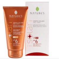 CREMA SOLARE SPF6 150ML NATURE'S