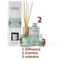 Essenza aromatica Te' Verde e Bergamotto 15ml Nasoterapia