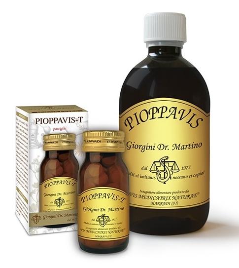 Pioppavis 500ml Dr. Giorgini