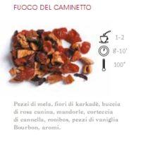 INFUSO DI FRUTTA 1 HG FUOCO DEL CAMINETTO - 100 gr.