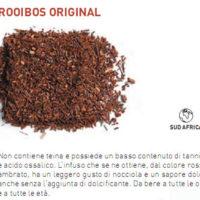 ROOIBOS TE' ROSSO FOGLIE ( ASPALATHUS LINEARIS) - 100 gr.