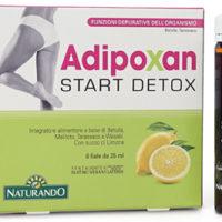 Adipoxan Start Detox 6 fiale monodose
