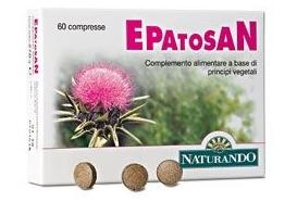 EPATOSAN 60 CP. - DEPURATIVO FEGATO