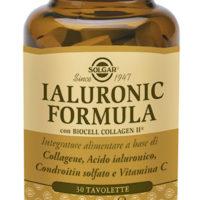 IALURONIC FORMULA 30 TAVOLETTE - SOLGAR