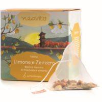 Filtroscrigno 15 filtri Limone e Zenzero