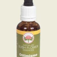 BUSH FLOWER 30 ML - OTTIMISMO