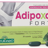 Adipoxan Forte 30 Capsule - Dimagrante