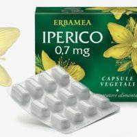 IPERICO 36 CAPSULE  HYPERICUM PERFORATUM