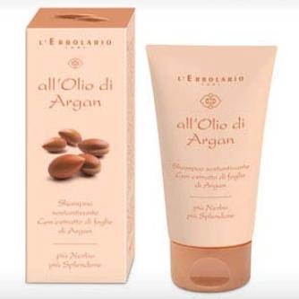 Argan Shampoo Sostantivante 150ml