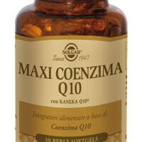 MAXI COENZIMA Q10 30 PERLE - 100mg/perla