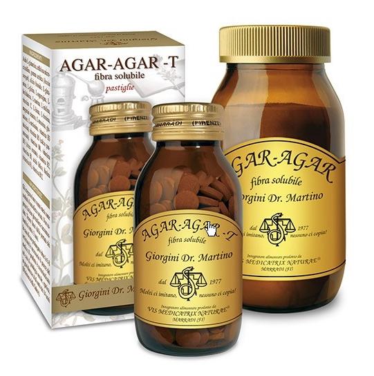 AGAR AGAR-T 180 PASTIGLIE DR. GIORGINI