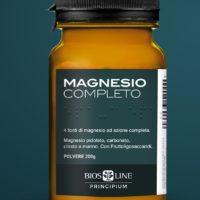Magnesio Completo polvere 400gr Principium