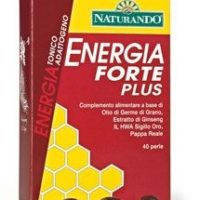ENERGIA FORTE PLUS 40 PERLE IN BLISTER