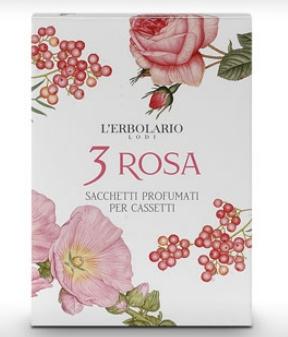 Linea 3 Rosa - 1 Sacchetto Per Cassetti