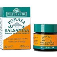POMATA BALSAMIKA ML 30 - LINIMENTO BALSAMICO COMPOSTO