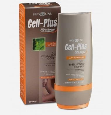 CELL-PLUS GEL SNELLENTE CORPO 200ML