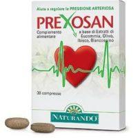 PREXOSAN 30 COMPRESSE - PRESSIONE DEL SANGUE
