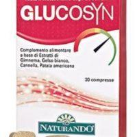 GLUCOSYN 30 CP. - METABOLISMO GLUCIDICO
