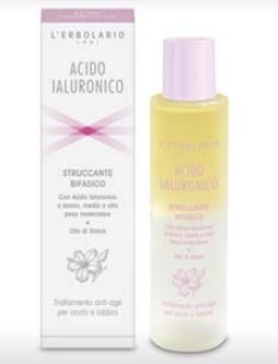 Acido Ialuronico Struccante Bifasico 125ml