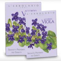 Accordo Viola 1 Sacchetto Per Cassetti