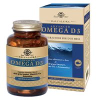 ADVANCED OMEGA D3 - 120 PERLE - SOLGAR