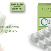 CURCUMA 24 CAPSULE VEGETALI ERBAMEA - BENESSERE DEL FEGATO