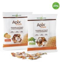 Apix® propoli caramelle gusto arancia 100 grammi