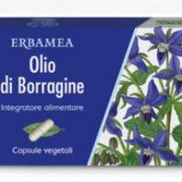 OLIO DI BORRAGINE 36 CAPSULE VEGETALI - ERBAMEA