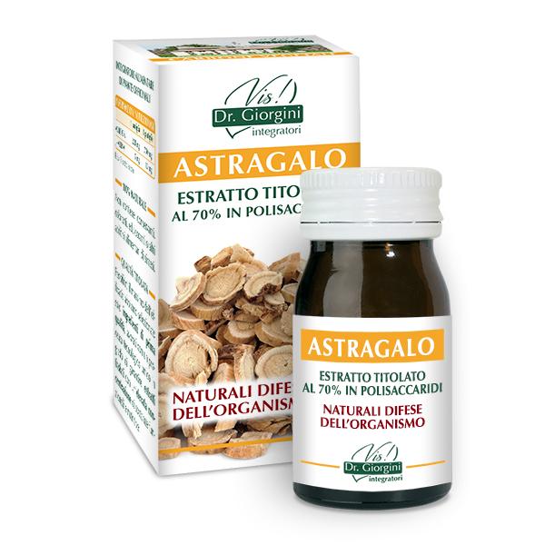 ESTRATTO TITOLATO ASTRAGALO 60 PASTIGLIE