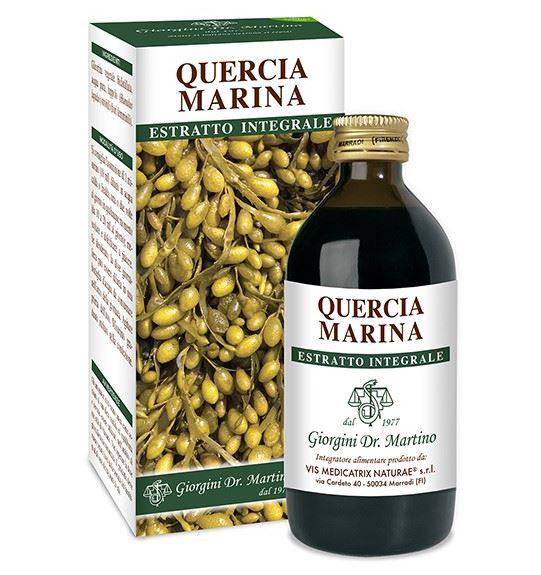 QUERCIA MARINA O FUCUS ESTRATTO INTEGRALE 200 ML