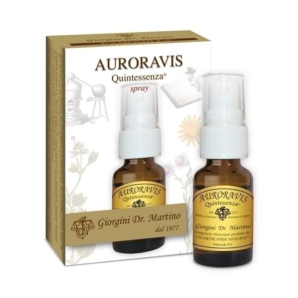 AURORAVIS QUINTESSENZA 15 ML SPRAY