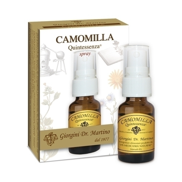 CAMOMILLA QUINTESSENZA 15 ML SPRAY