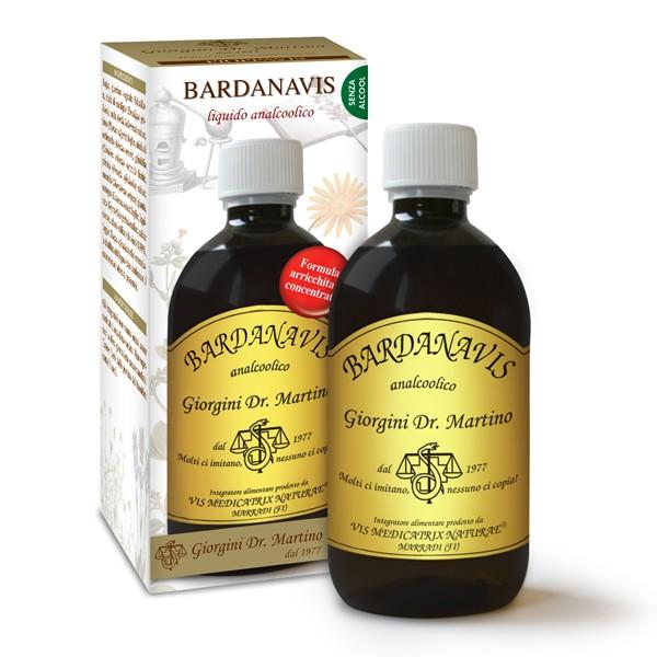 BARDANAVIS 500 ML DR. GIORGINI