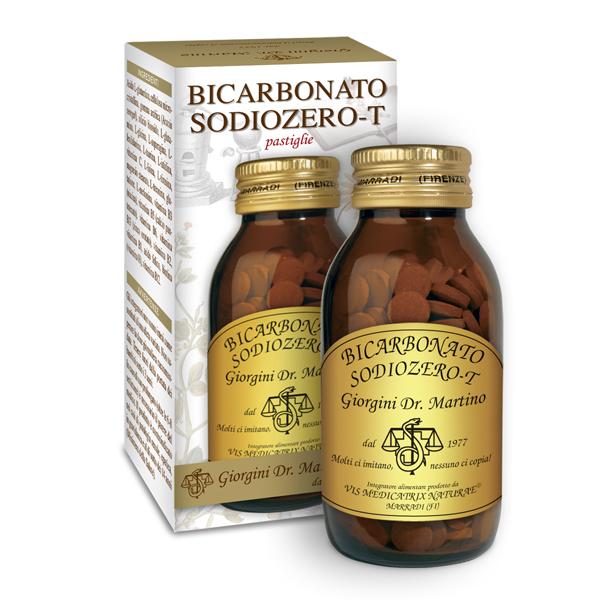 BICARBONATO SODIOZERO - T 100 G PASTIGLI