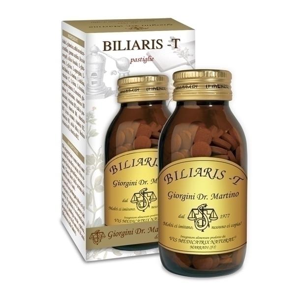BILIARIS-T PASTIGLIE 90 G - DR. GIORGINI